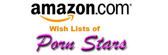 amazon wishlists porn stars