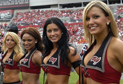 Tampa Cheerleaders