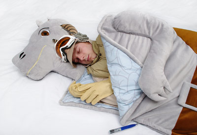 bb2e tauntaun sleeping bag