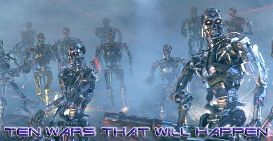 ten wars that will happen