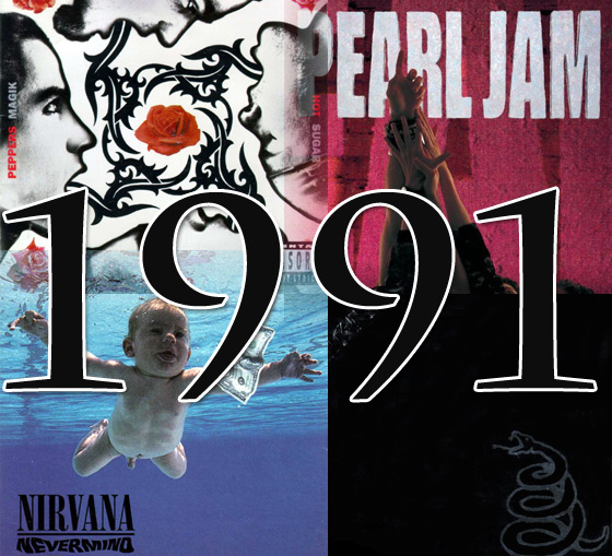 1991 in music
