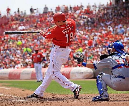 Joey Votto 2010 Season photo medium