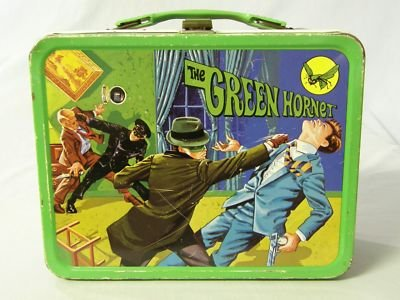 vintage 1967 green hornet