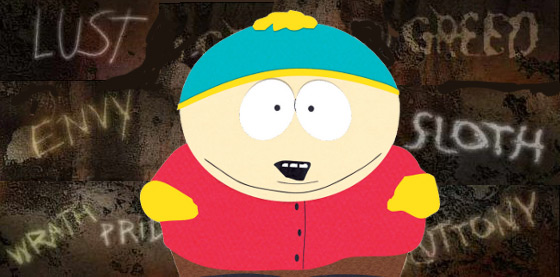 cartman sins