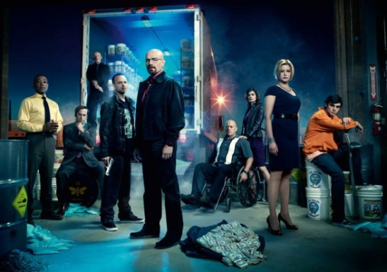 breaking bad season 4 cast image 600x422