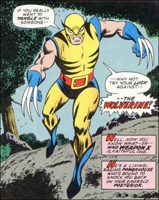 Original Wolverine Costume 1