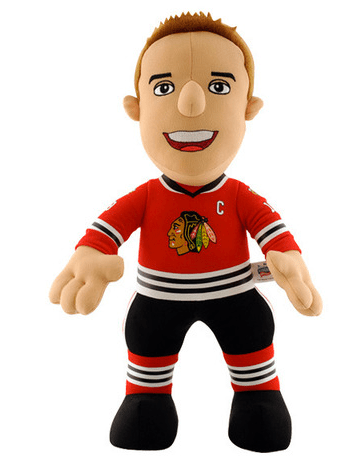 blackhawks plush