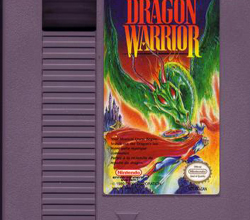 Dragon Warrior cart1