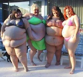 fat girls in bikinis