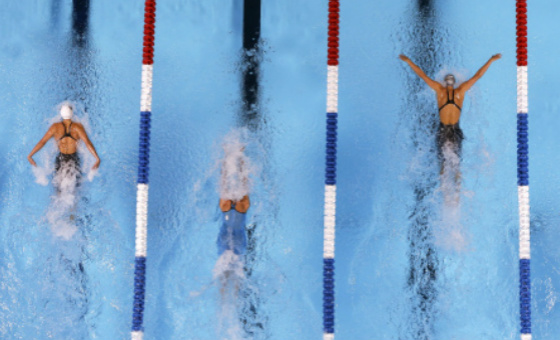 Swim Trials Header