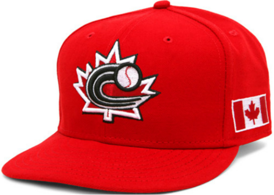 Canada WBC Hat