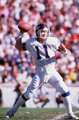 Phil Simms NY Giants 513 Yards