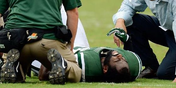 Revis injury