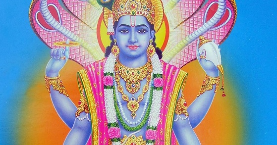 lord vishnu hindu god mahavishnu picture photo1