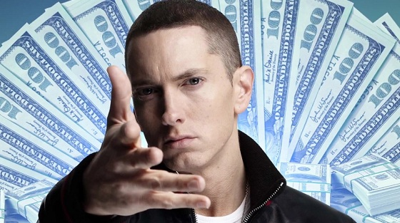 music money hip hop eminem marshall mathers slim shady hundred dollar bill 1920x1080