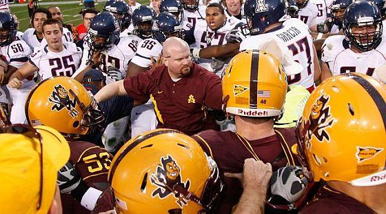 Arizona ASU rivalry week