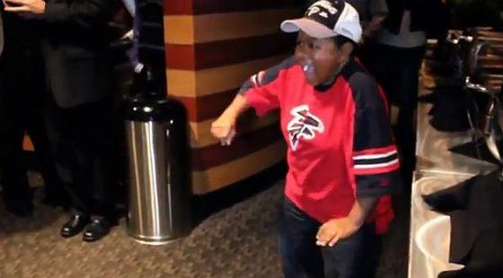 Webster dancing