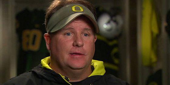 Chip kelly Oregon 1