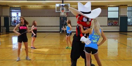 Dancing texas tech