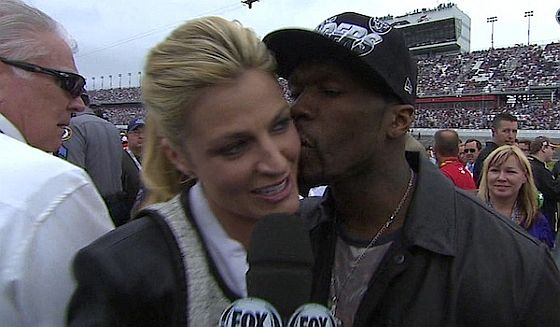 50 cent erin andrews