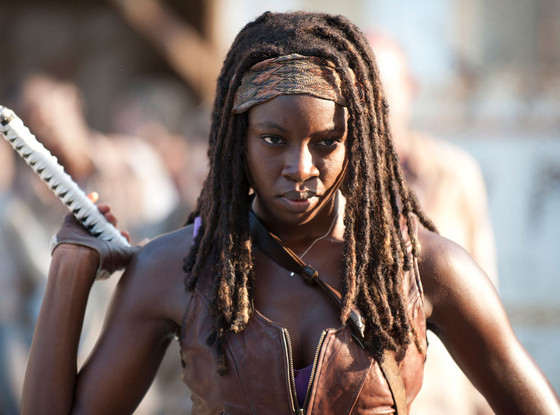 The walking dead Say the word Michonne