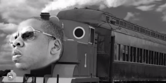 Jay Z the Tank Engine