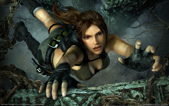 Tomb Raider Underworld lara croft
