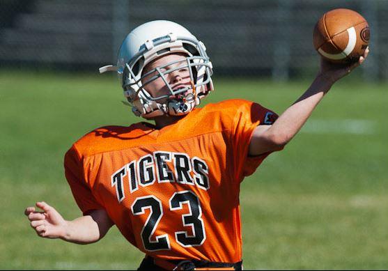 pee wee quarterback