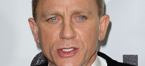 Daniel Craig 3 2012