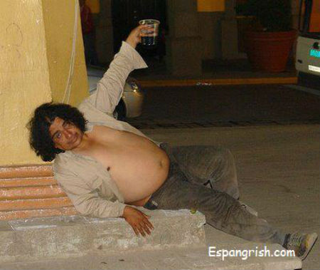 a98660 Funny Mexican Drunk Guy