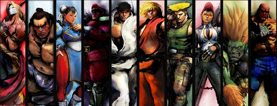 847 street fighter game wallpaper