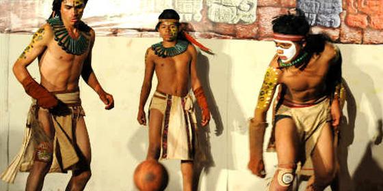 Mayan Soccer
