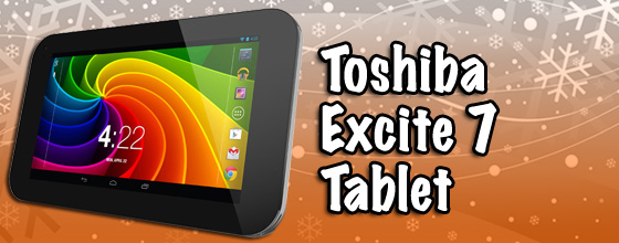 Toshiba Excite 7 Tablet