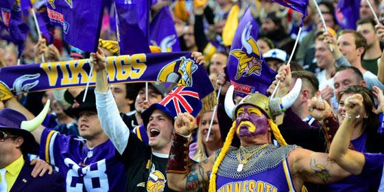 Vikings Fans 2