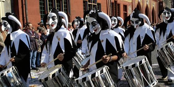 Basel fasnacht festival