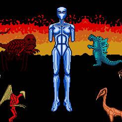 Interview with NES Godzilla Author
