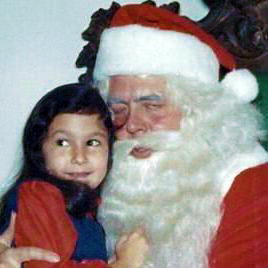 The Twelve Creepiest Santas