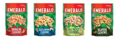 Emerald Nut Flavors