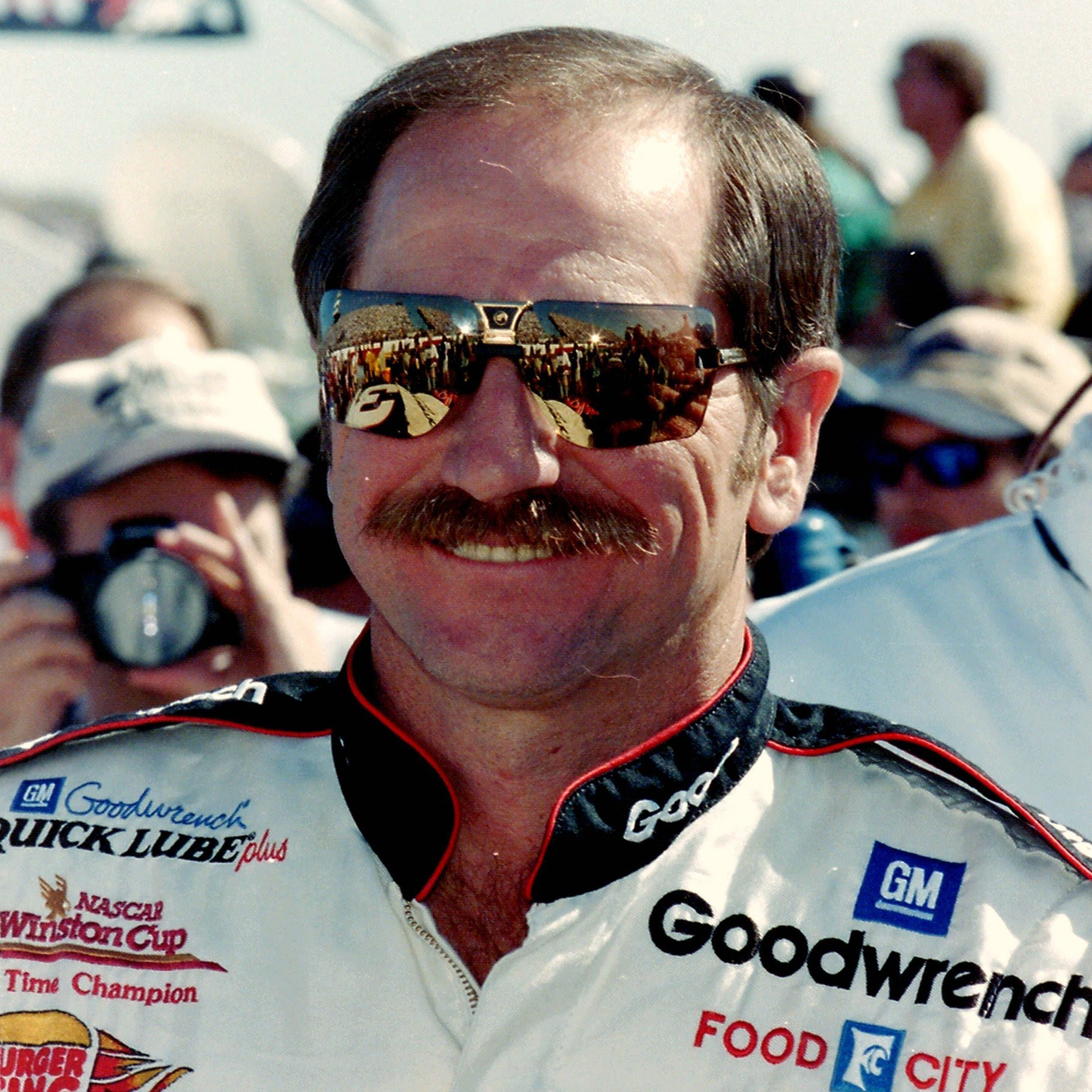 Top Ten NASCAR Drivers of All-Time
