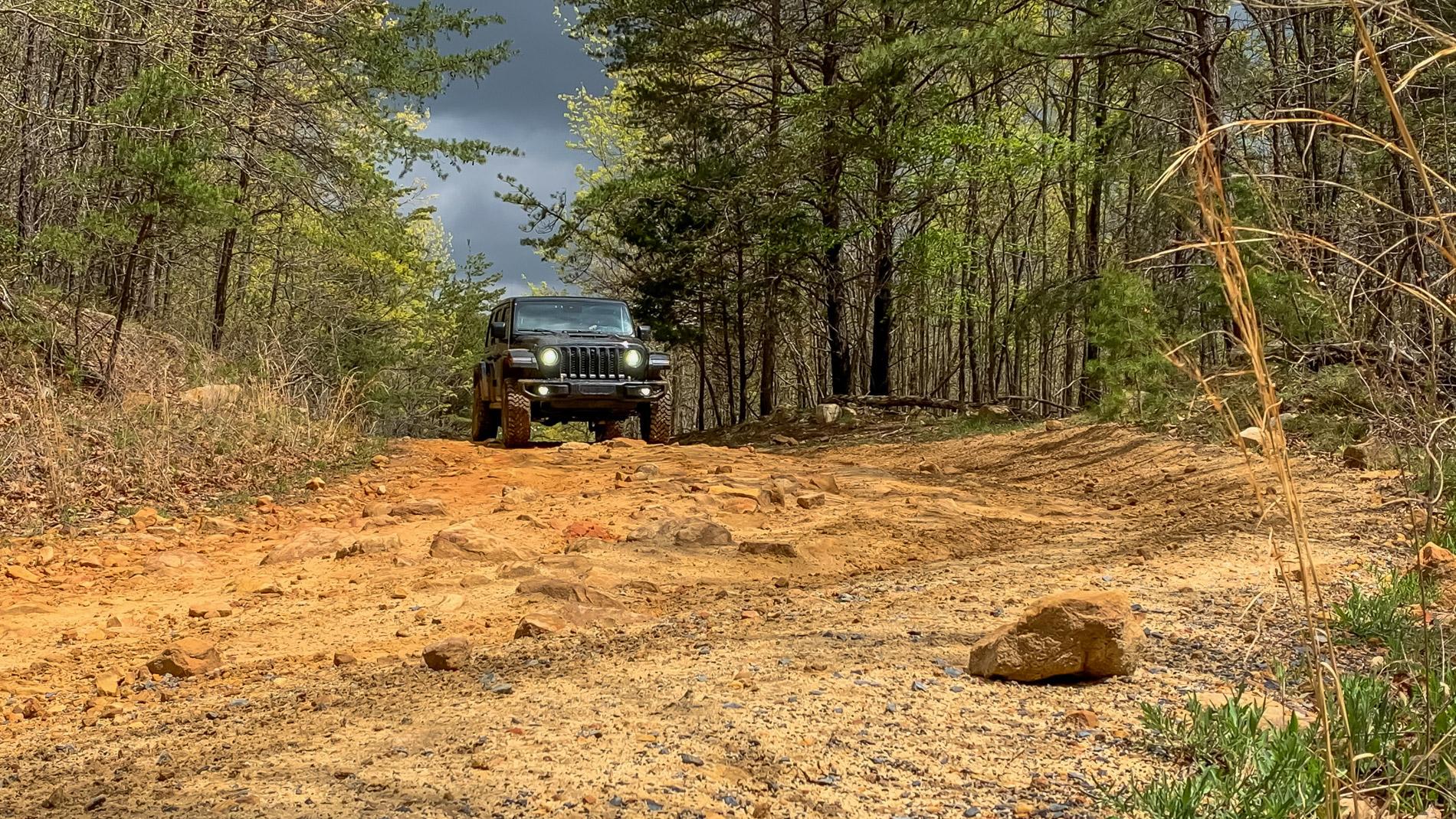 2021 Jeep Wrangler Unlimited Rubicon 392 V8