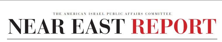 דיווח על התרחבות מכירות של המגזין NEAR EAST REPORT