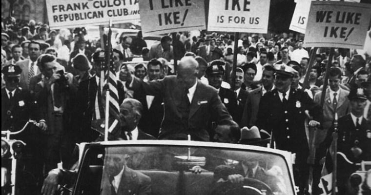 לקראת בחירות לנשיאות 1952, הקהילה פועלת בהמשך ללחץ שהטווה קנן