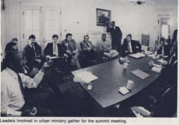 הכנס הראשון להקמת כנסיות לקהל השחור ב – 1987