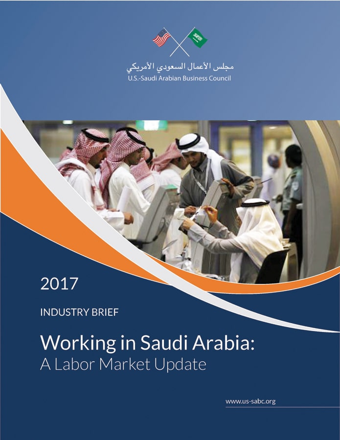 Working in Saudi Arabia: A Labor Market Update – USSABC