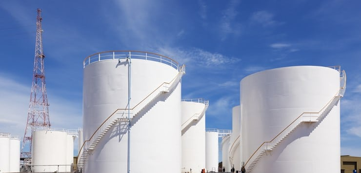 McDermott Awarded Contract for CB&I Storage Tanks