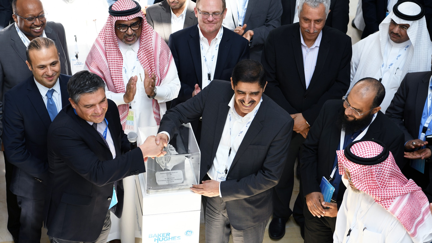 Saudi Aramco Inaugurates New Research Facility