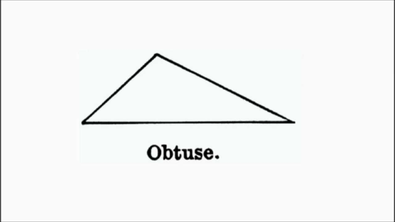 Has one obtuse angle (an angle greater that 90°). Which characteristics best describe an obtuse scalene ...