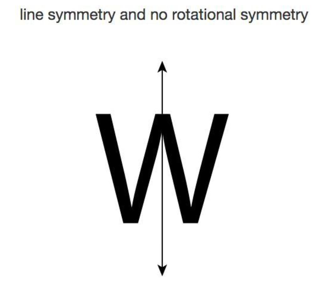 Describe The Symmetry Of The Figure Identify Lines Of