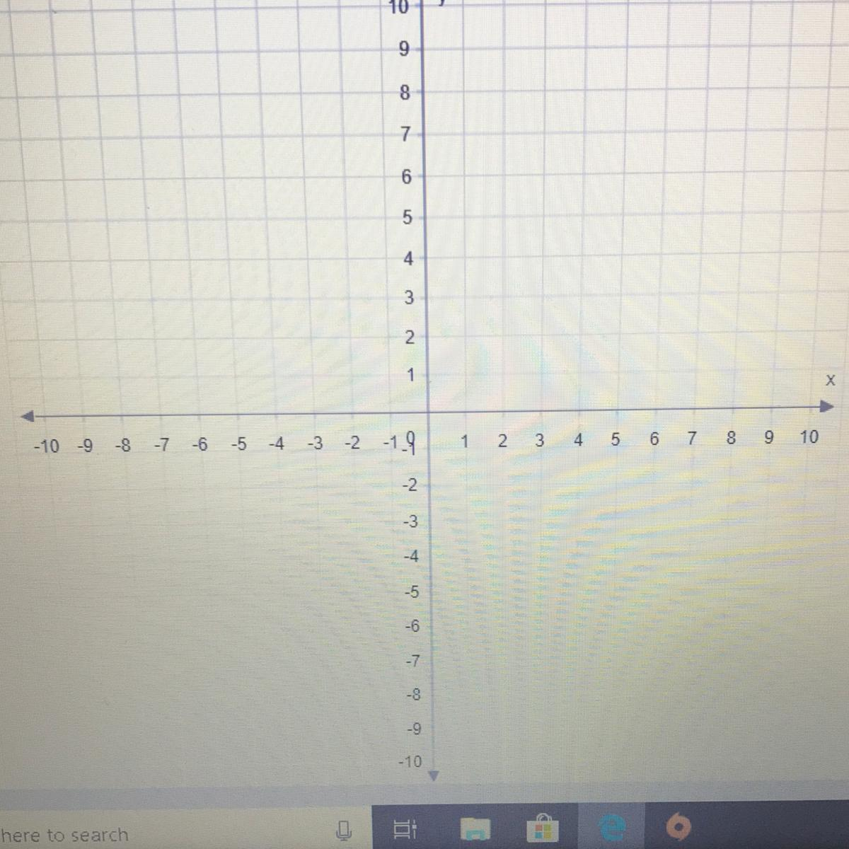 Plot The X And Y Intercepts To Graph The Equation Y 1