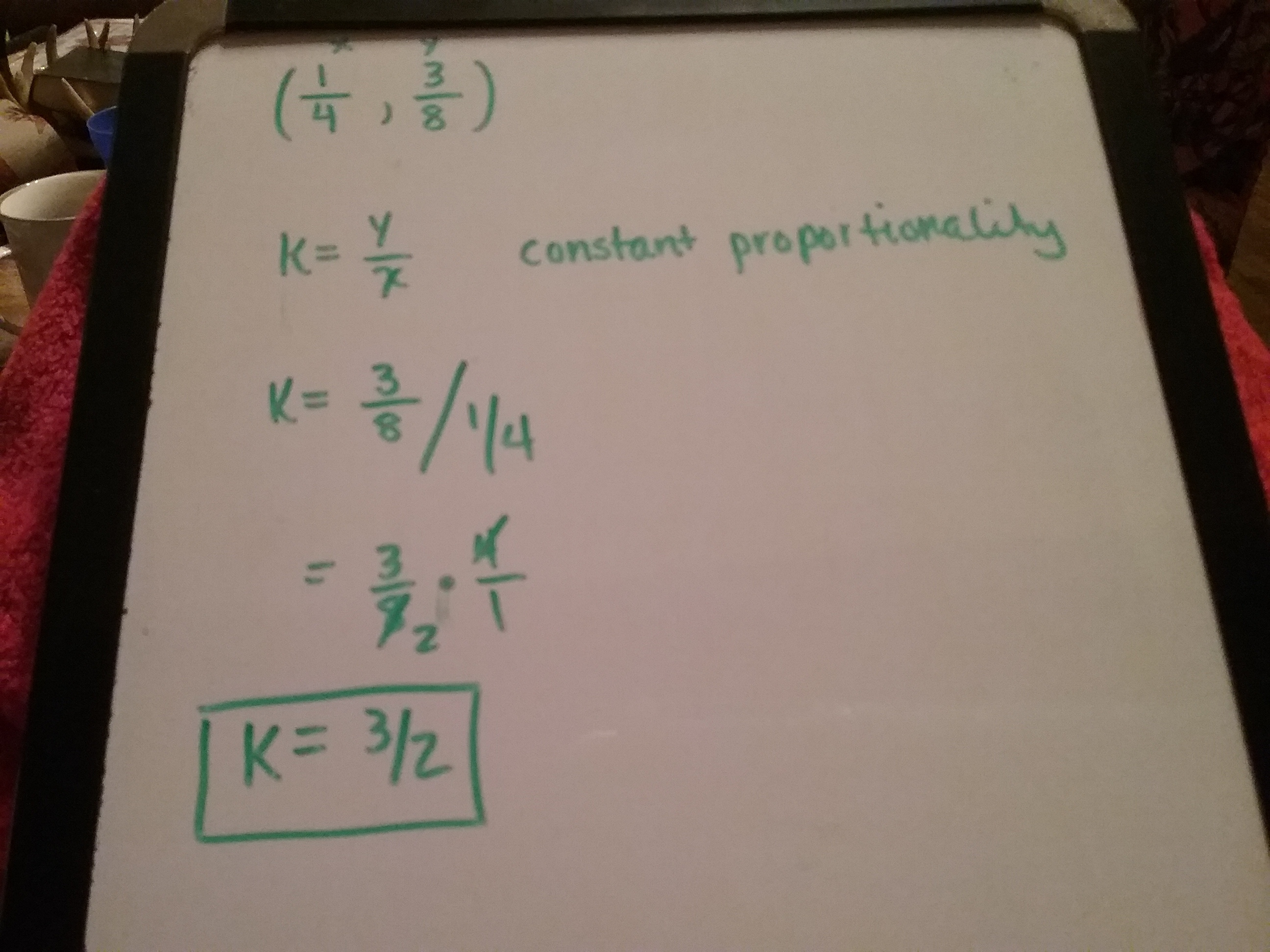 This Graph Shows A Proportional Relationship A Graph With
